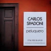Carlos Spadoni peluquero