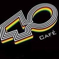 Café De Los 40- Gran Vía Madrid