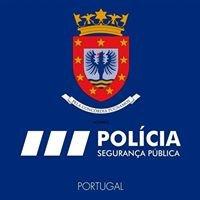 Polícia de Segurança Pública - Comando Regional dos Açores