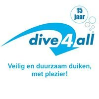 Dive4all, veilig en duurzaam - leren - duiken met plezier.