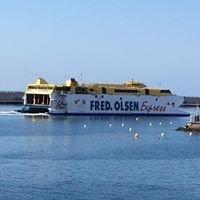 Fred Olsen Express Gran Canaria-Tenerife