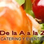 """De la """"A"""" a la """"Z"""" Catering y Eventos"""