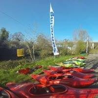 Canoeing Ireland Training