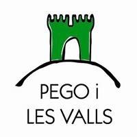 Pego i Les Valls