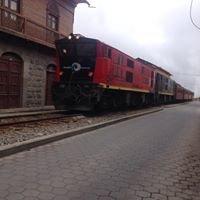 Estación del tren - Alausí