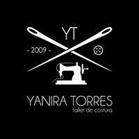 Yanira Torres.  Taller de costura.