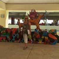 Charlene Calwell, The Travel Agent Next Door