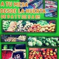 Fruteria A TU MESA DESDE La Huerta