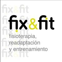 Fix & Fit Fisioterapia, readaptación y entrenamiento