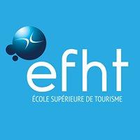 EFHT - Ecole de Tourisme - Page Officielle