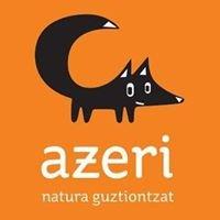 """AZERI """" Natura Guztiontzat """""""
