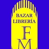 Librería   F.M.   Bazar