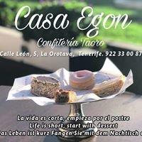 """Confitería y café Taoro """"Casa Egon"""""""