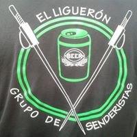 """Grupo De Senderistas """" El Ligueron """""""