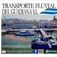 Transporte Fluvial del Guadiana S.L.