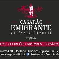 Restaurante Casarão do Emigrante