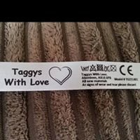 Taggy's with love