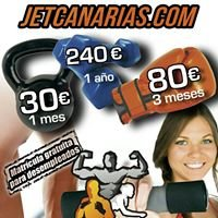 Jet Canarias