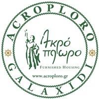 Acroploro in Galaxidi - Luxury Furnished Housing