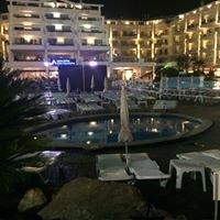 Santa Susanna, Hotel Aquamarina