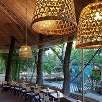 Quinta Lago dos Cisnes Espaço de Lazer Bamboo&Coconut