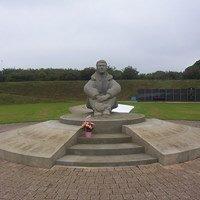 Raf Battle of Britain Memorial Capel Le Ferne Nr Folkestone