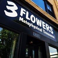 3 Flowers Metaphysical Treasures