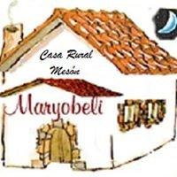 Casa Rural, Mesón Maryobeli
