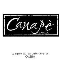 Canape Calella