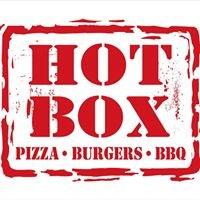 HOT BOX  eatery