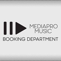 MediaPro Music Booking Department