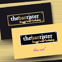 The Barrister::lounge cafe+bookshop