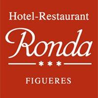 Hotel Ronda Figueres- City Restaurant