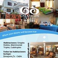 Galapagos Dreams - Hotel