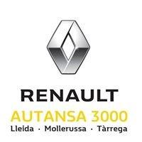 Autansa 3000 - Concesionario Renault y Dacia