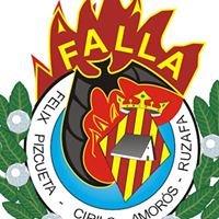 FALLA FELIX PIZCUETA, CIRIL AMOROS I RUSSAFA