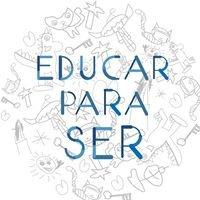 """Jornadas """"Educar para Ser"""""""