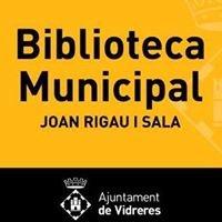 Biblioteca de Vidreres