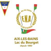 Entente Nautique Aix les Bains Aviron - Lac du Bourget