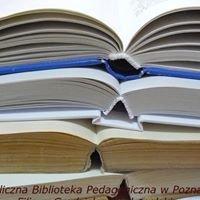 Publiczna Biblioteka Pedagogiczna w Poznaniu Filia w Grodzisku Wlkp.