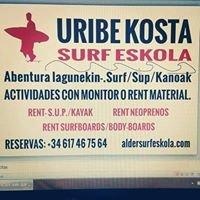 Uribe kosta surf eskola