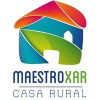 Casa rural Maestroxar