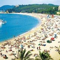 Lloret de Mar . Costa Brava . Catalonia