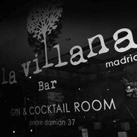 La Villana Gin & Cocktail Room