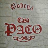 Bodega CASA PACO Taberna