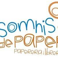 Somnis de Paper. Papereria i Llibreria