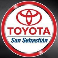Toyota San Sebastián