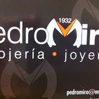 Pedro MIRO Relojeria Joyeria
