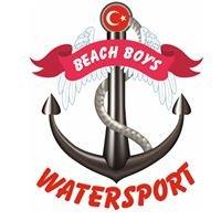 Beach Boys Water Sports Side Turkey
