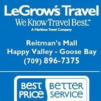 LeGrow's Travel, Goose Bay